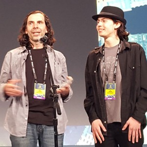 #305: Father-Son Team Win Best VR Experience with ...