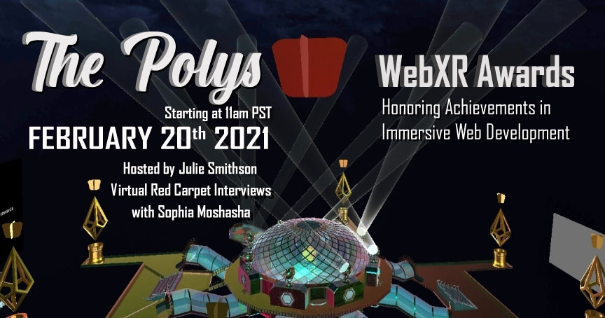 WebXRAwards-Polys